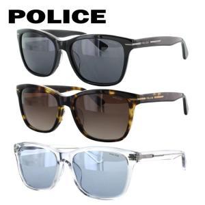 ポリス POLICE サングラス 度付き対応 ブランド 国内正規品 SPL521J 全3カラー 55サイズ アジアンフィット HIGHWAY4 メンズ ウェリントン型 ドライブ brand-sunglasshouse