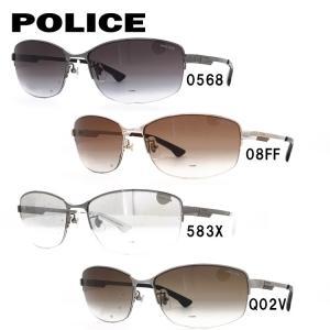 ポリス サングラス 度付き対応 ブランド ストーム アジアンフィット POLICE STORM SPL744J 全4カラー 58 brand-sunglasshouse