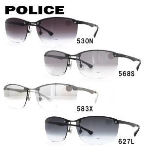 ポリス サングラス ブランド ストーム アジアンフィット POLICE STORM SPL745J 全4カラー 60 brand-sunglasshouse
