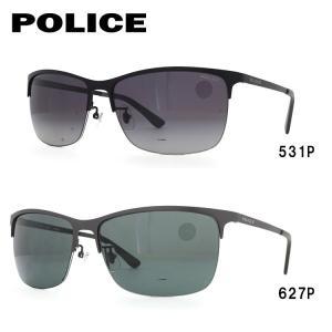 ポリス サングラス 度付き対応 偏光 ブランド ブラックバード アジアンフィット POLICE BLACKBIRD SPL746J 全2カラー 59 brand-sunglasshouse