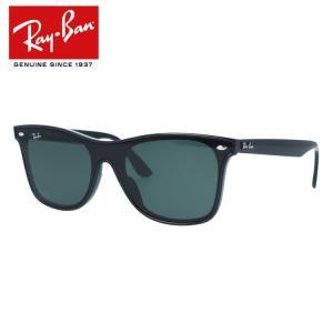 レイバン サングラス 度付き対応 ブレイズ ウェイファーラー アジアンフィット Ray-Ban BLAZE WAYFARER RB4440NF 601/71 144|brand-sunglasshouse