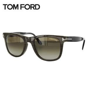 トムフォード サングラス 度付き対応 レオ TOM FORD Leo TF9336 (FT9336) 05K 52 ウェリントン型|brand-sunglasshouse