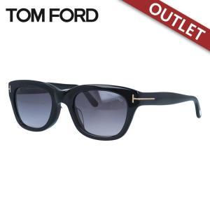訳あり トムフォード サングラス 度付き対応 スノードン アジアンフィット TOM FORD SNOWDON TF0237F(FT0237F) 01B 51|brand-sunglasshouse