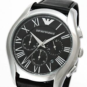 エンポリオアルマーニ Emporio Armani Classic Collection Chronograph クラシックコレクションクロノグラフ AR1700 メンズ腕時計 リストウォッチ レザー・革