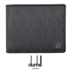 ダンヒル 二つ折財布 dunhill ウィンザー WINDS...