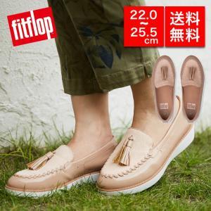 フィットフロップ 靴 ローファー レディース モカシン FITFLOP PAIGE FAUX-PON...