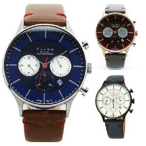 ■ブランド : フルボ デザイン Furbo design ■商品名: 腕時計 メンズ ■品番 : ...