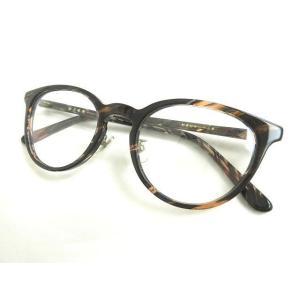 極美品●カネコガンキョウ 金子眼鏡 KC-45 CELLULOID べっこう柄フレーム アイウェア/...