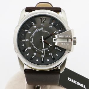 ディーゼル 時計 腕時計 メンズ DIESEL DZ1206 MASTER CHIEF シルバー ラ...