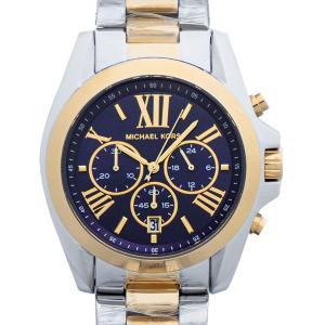 a6dac2571f61 マイケルコース 時計 腕時計 メンズ レディース MICHAEL KORS MK5976 Bradshaw ゴールド TU9054