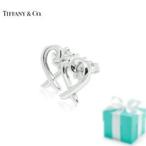 ティファニー TIFFANY&Co. ラヴィングハート 34595801  Silver シルバー ピアス