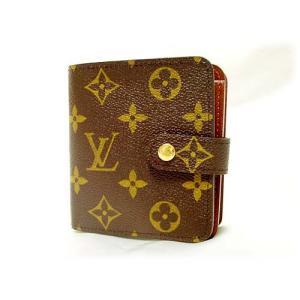 LOUIS VUITTONルイヴィトンモノグラム 二つ折り財布  M61667|brand
