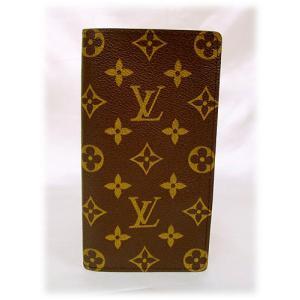 LOUIS VUITTONルイヴィトンモノグラム 二つ折り長財布  M60825|brand