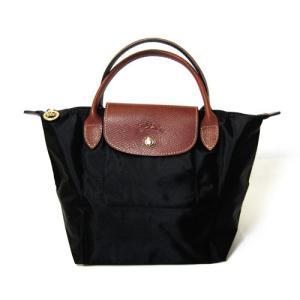 ロンシャンLONGCHAMPバッグ/ロンシャン 新作 折りたたみハンドバッグ プリアージュ 1621 089 001 Noir(ブラック)|brand