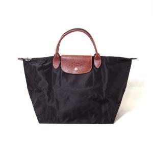 ロンシャンLONGCHAMPバッグ/ロンシャン 新作 折りたたみトートバッグ プリアージュ 1623 089 001 Noir(ブラック)|brand