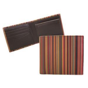 ポールスミス Paul Smith 財布/ 二つ折り財布 ブラック AHXA 1033 W217【 新作モデル】 brand