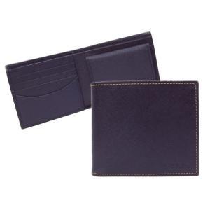 ポールスミス財布 Paul Smith ポールスミス 財布 サイフ さいふ 二つ折り財布 AHXA 1033 W270 NAVY 【新作モデル】 brand