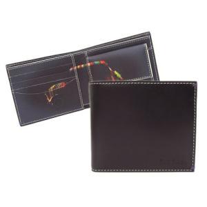 ポールスミス財布 Paul Smith ポールスミス 財布 サイフ さいふ 二つ折り財布 AHXA 1033 W513 brand