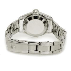 ロレックス オイスターパーペチュアル デイト SS レディース 腕時計 自動巻き シルバー 6916(中古)|brandbrand|04