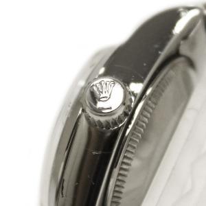 ロレックス オイスターパーペチュアル デイト SS レディース 腕時計 自動巻き シルバー 6916(中古)|brandbrand|06
