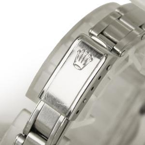 ロレックス オイスターパーペチュアル デイト SS レディース 腕時計 自動巻き シルバー 6916(中古)|brandbrand|07