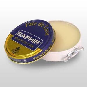 (靴 光沢 油性ワックス)品の良い光沢を作り出す靴用ワックス サフィールワックスポリッシュ brandcare