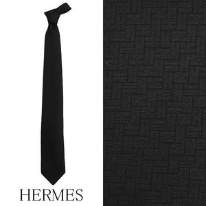 エルメス ネクタイ レギュラータイ HERMES 030190T 01|brandcojp