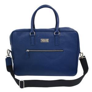 イルチェーロ il cielo ビジネスバッグ ブリーフケース トートバッグ ショルダーストラップ付き 1117 1ZIP BLUE(お取り寄せ) brandcojp