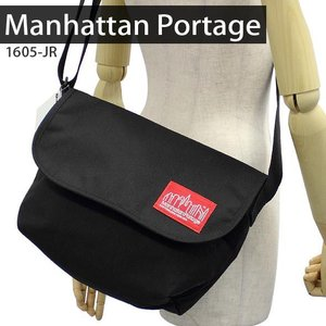 マンハッタンポーテージ Manhattan Portage メッセンジャーバッグ ボディバッグ 斜めがけショルダーバッグ NYLON MESSENGER BAG JR (SM) 1605-JR|brandcojp