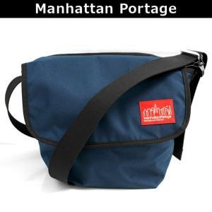 マンハッタンポーテージ Manhattan Portage メッセンジャーバッグ 斜めがけバッグ ショルダーバッグ 斜め掛け ななめがけ VINTAGE MESSENGER BAG (SM) 1605V NVY|brandcojp