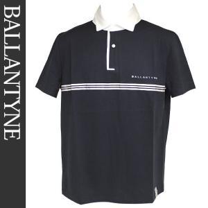 バランタイン BALLANTYNE メンズ半袖ポロシャツ 24031 004(半額以下)|brandcojp
