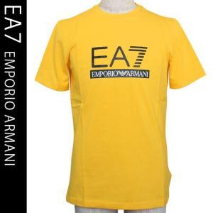 EA7 メンズ半袖Tシャツ エアセッテ エンポリオアルマーニ EMPORIO ARMANI 273619 5P254 02660|brandcojp