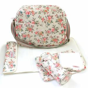 キャスキッドソン 斜めがけバッグ ショルダーバッグ マザーズバッグCath Kidston Zip changing bag(ジップチェンジングバッグ) 453844|brandcojp