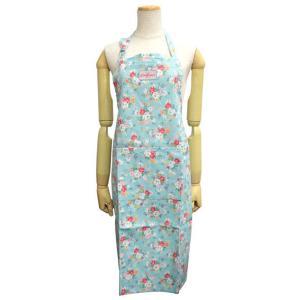キャスキッドソン エプロン Adjustable apron cotton(アジャスタブルエプロンコットン) CathKidston 455633|brandcojp