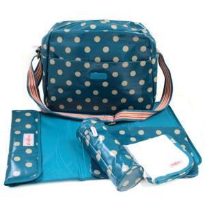キャスキッドソン 斜めがけバッグ ショルダーバッグ マザーズバッグCath Kidston Zip changing bag(ジップチェンジングバッグ) 459990|brandcojp