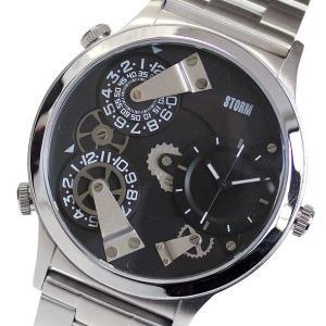 ストーム 腕時計 STORM メンズアナログ腕時計 メンズウォッチ TRION BLACK クォーツ 正規代理店商品 47202BK brandcojp