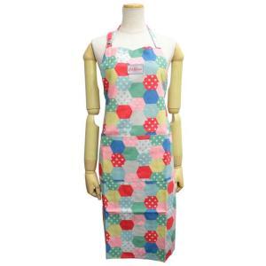 キャスキッドソン エプロン Adjustable apron cotton(アジャスタブルエプロンコットン) CathKidston 490146|brandcojp
