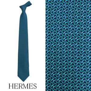 エルメス ネクタイ レギュラータイ HERMES 605837 IA|brandcojp