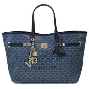 ヴィセッタンタトレ V73 チャーム&ポーチ付きトートバッグ Miami Bag BIG 7326-003|brandcojp