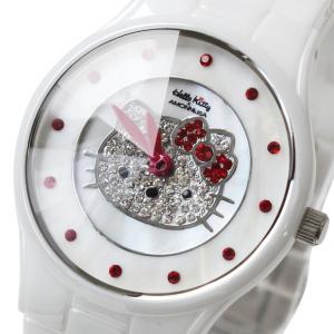 ハローキティ×アモンリザ レディースアナログ腕時計 ウォッチ 正規代理店商品 HelloKitty×AMONNLISA ALHK2015CM brandcojp