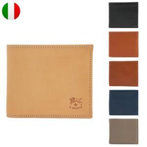 イルビゾンテ 財布 二つ折り財布 メンズ IL BISONTE C0487/MP VACCHETTA.|brandcojp