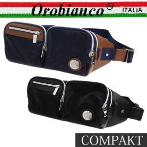 オロビアンコ ボディバッグ メンズ OROBIANCO COMPAKT brandcojp