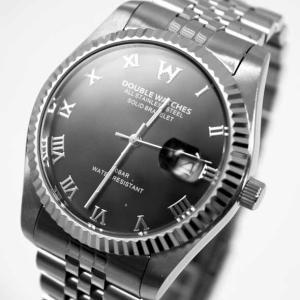 ダブルウォッチーズ DOUBLE WATCHES メンズアナログ腕時計 ウォッチ クォーツ DSK832405|brandcojp