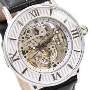 アーンショウ メンズアナログ腕時計 ウォッチ DARWIN オートマチック EARNSHAW ES-8038-02 brandcojp