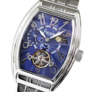 フィッチェ FICCE メンズアナログ腕時計 メンズウォッチ 自動巻き 正規代理店商品 FC-11044-05(半額以下)|brandcojp