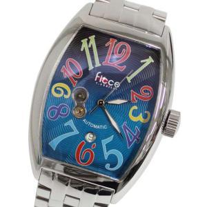 フィッチェ FICCE メンズアナログ腕時計 自動巻き 正規代理店商品 FC-11047-07(半額以下)|brandcojp