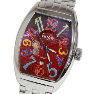 フィッチェ FICCE メンズアナログ腕時計 自動巻き 正規代理店商品 FC-11047-08(半額以下)|brandcojp