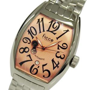 フィッチェ 腕時計 メンズ FICCE アナログ ウォッチ 自動巻き 正規代理店商品 FC-11047-14(半額以下)|brandcojp
