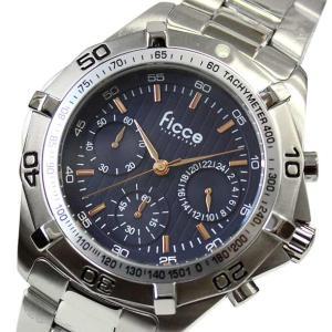 フィッチェ 腕時計 メンズ FICCE アナログ ウォッチ クォーツ 正規代理店商品 FC-11061-02(半額以下)|brandcojp