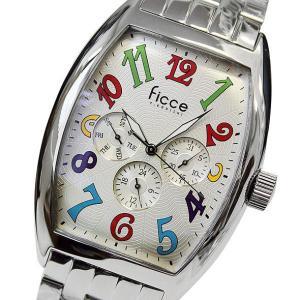 フィッチェ 腕時計 メンズ FICCE アナログ ウォッチ クォーツ 正規代理店商品 FC-11064-01(半額以下)|brandcojp